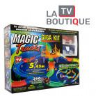 Circuit Magic tracks gigakit