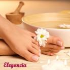 Mise en beauté des pieds