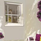 Moustiquaire Fenêtre enroulable en alu blanc