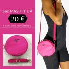 Sac bandoulière MASH IT UP - Femme