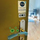 Kit adhésif antimicrobien - Blue Protect France